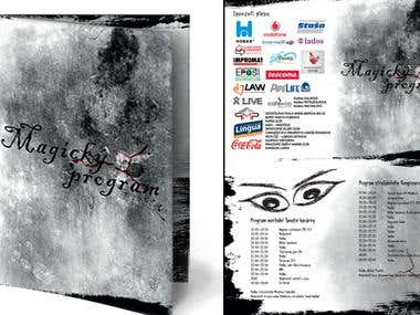 Event program design