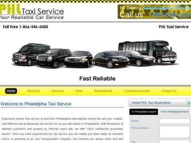 PHL Taxi Service