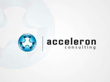 Acceleron IT Compnay Logo