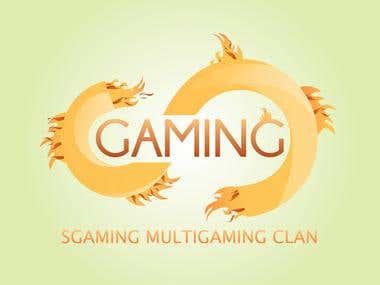 Logo for sGaming eSports team
