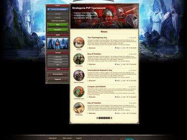Strategoria Web Design