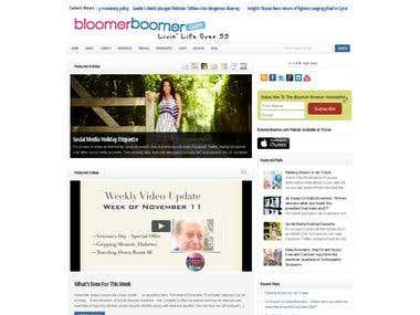 Bloomer Boomer