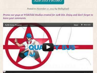 A2B DJs Promo