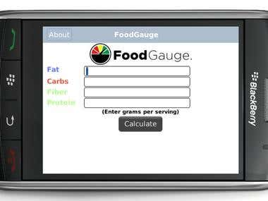 Food Gauge