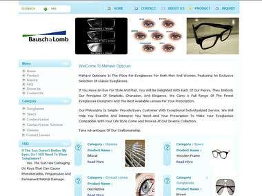 Mahavir Optician