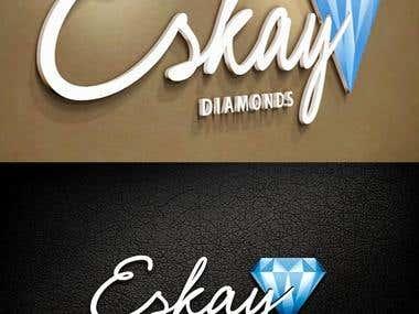 Eskay Diamonds Logo