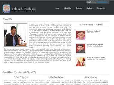 Adrash College