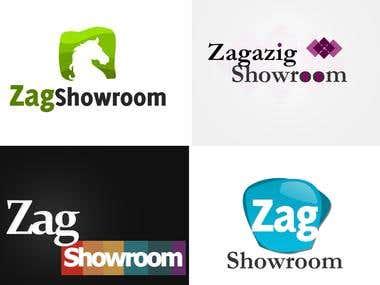 Zag showroom logo