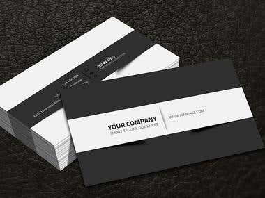 Latest Business card design-001