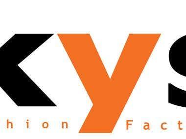 KYN Fashion Factory Logo