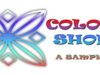 COLOR SHOP LOGO