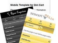 Zen Cart Mobile Template