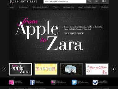 Regent Street Online