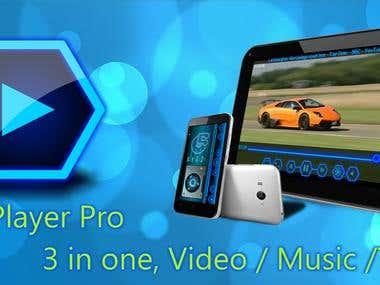 CR Player Pro
