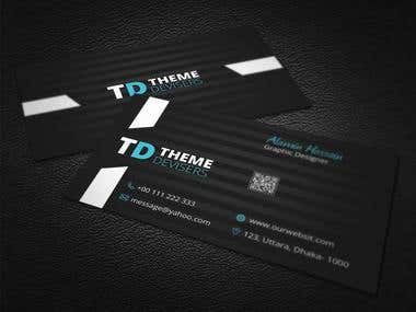 Latest Business card design-002