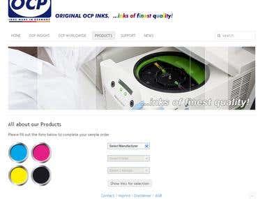 OCP Search