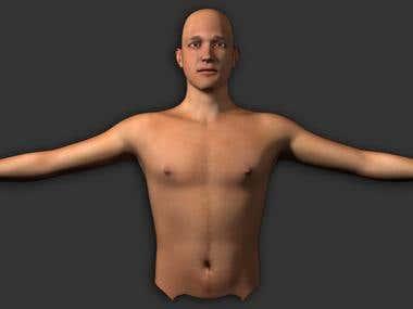Human T Pose