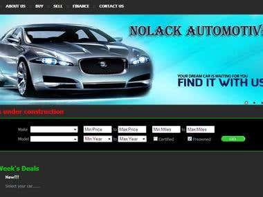 Nolack Automotives