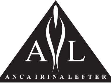 Anca Irina Lefter Logo Concept & Design