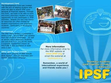 IPSF annual brochure