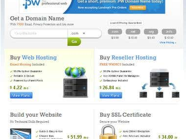 Cheap Web Hosting | Email Hosting | Doman Name Services
