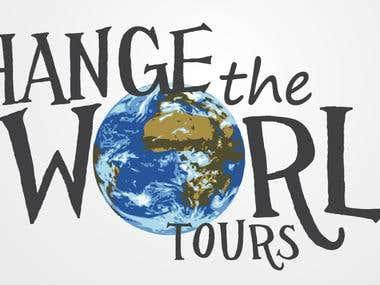 Change the World Tours Logo