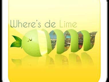 Where's de lime - iOS App