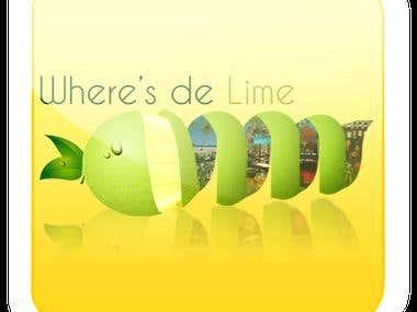 Where's de lime - iOS App