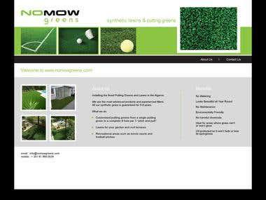 No Mow