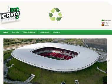 Website | Ecocreto