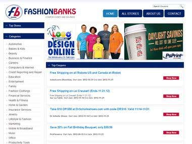 Fashion Banks