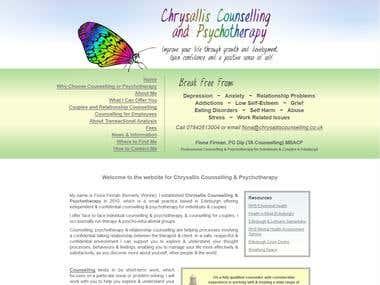 Chrysallis Counselling & Psychotherapy