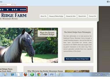 RebelRdige Farm(rebelridgefarm.com)