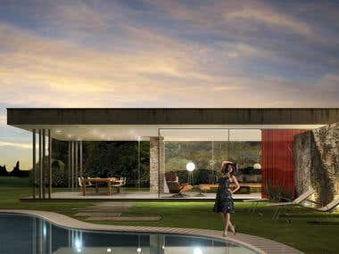 House at Girona Golf Club