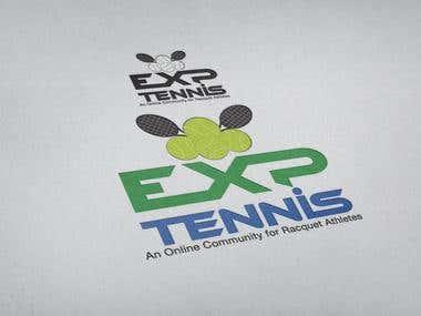LOGO EXP TENNIS
