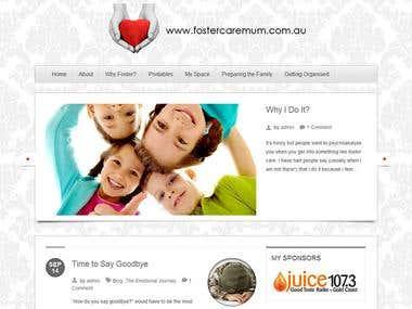 Graphic Design FosterCar