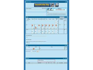 Goal software - codeigniter PHP framework