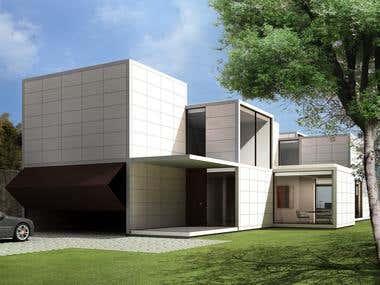 House at Bonanova