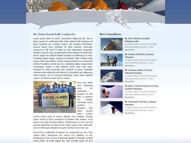 Ordnance Factories Mountaineers & Trekkers