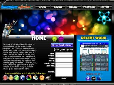 Website For Website Designer