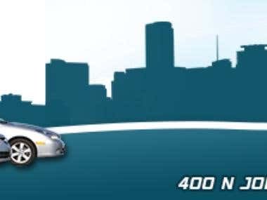 AutoCity Website Banner