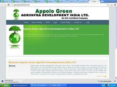 appologreenlimited.net