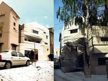 house in Sibiu