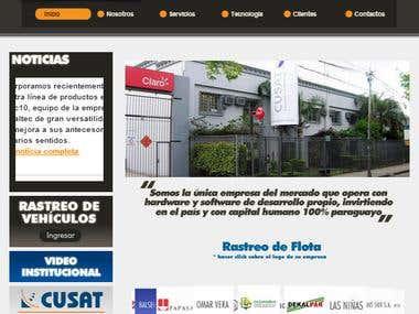 www.cusat.com.py