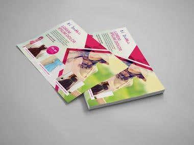 Catalog, Brochure, Flyer, Leaflet