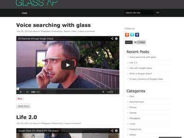 GlassAP.com