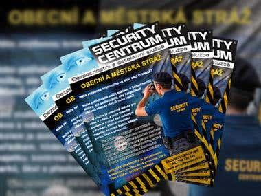 flyer, leaflet, pamphlet, banner, handout