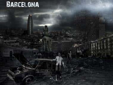 Barcelona Zombie