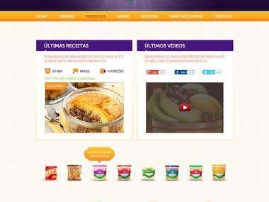 Garlic Company Website