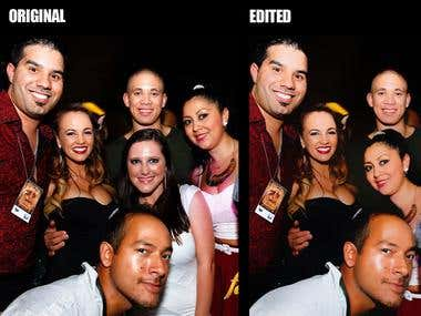 Photo Edit - Person Removal